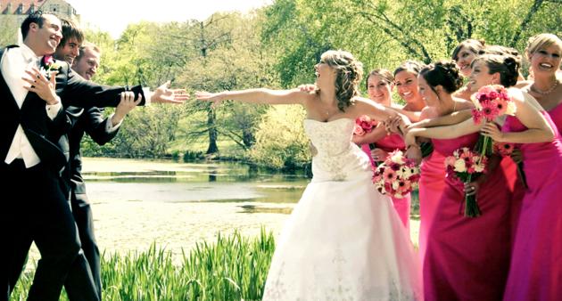 Spiel Hochzeit